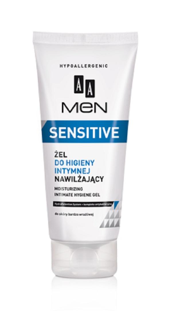 Intímne hygiena gél AA muži citlivé