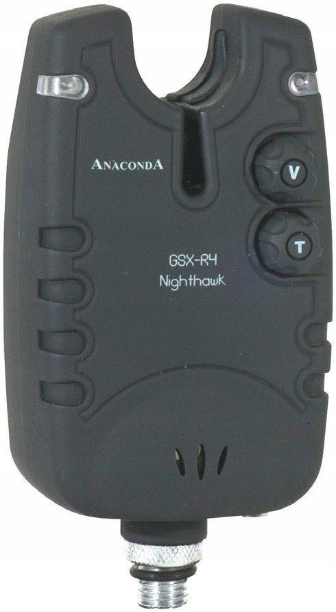 Anaconda Nighthawk GSX-4 žltá