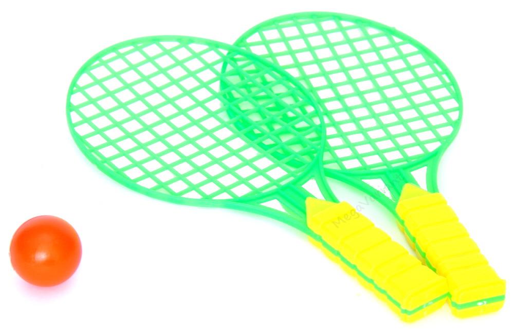Tenisová raketa Ball Tenisová športová hra