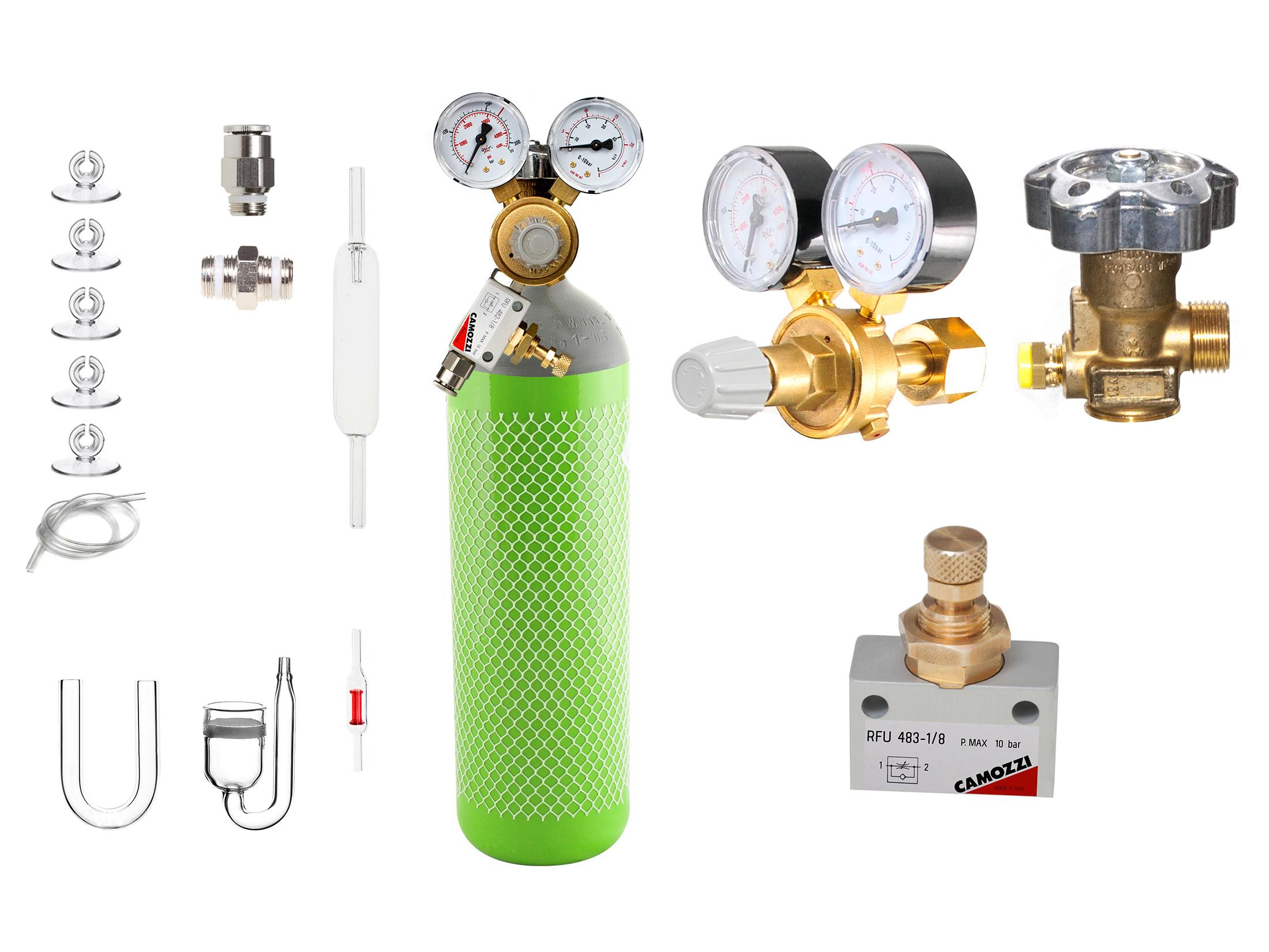 Набор AQUA PLANTER SMART CO2 с баллоном 1,5 кг 2,1 л