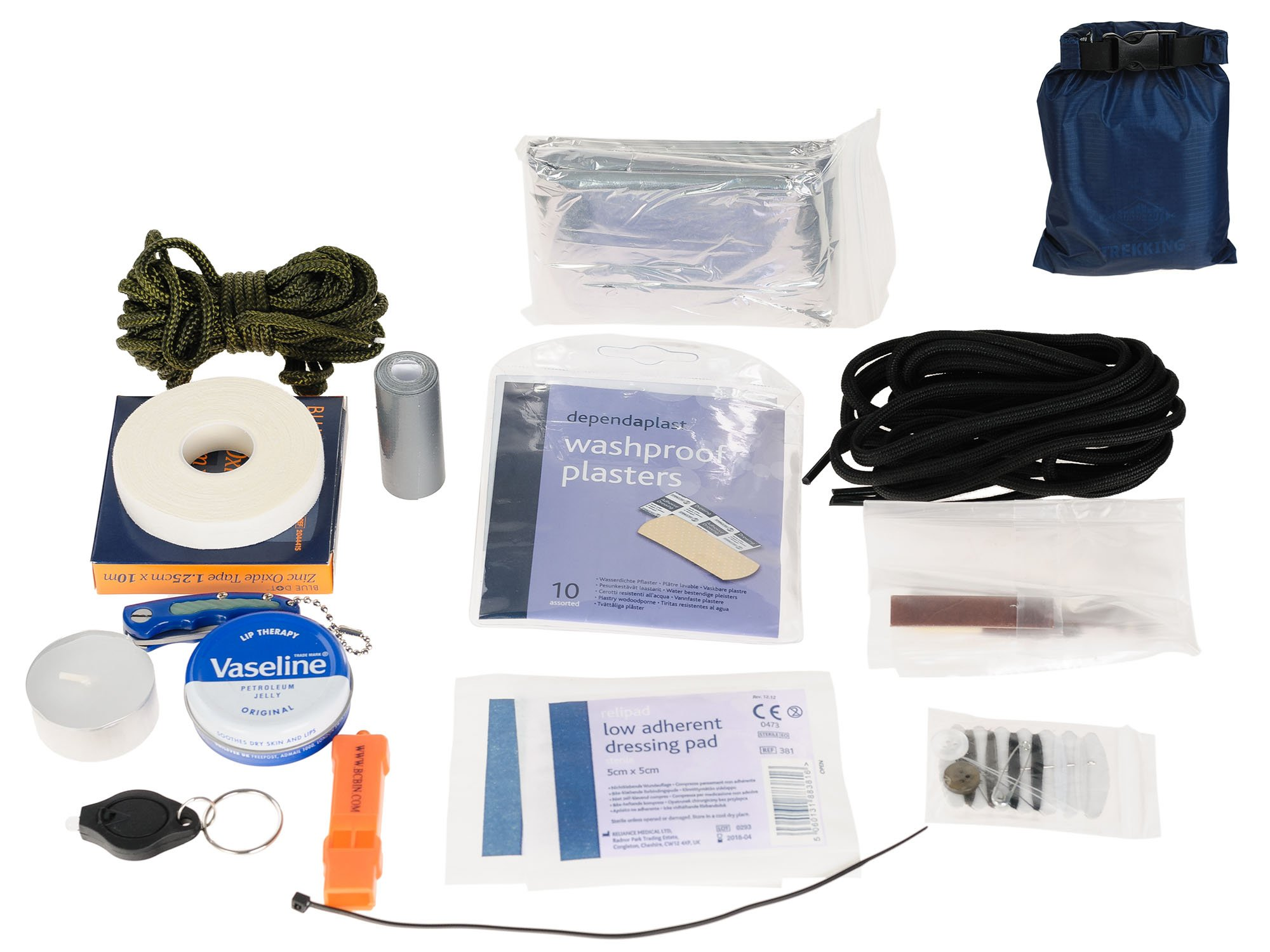 bcb SURVIVAL KIT Trekking Essentials KIT