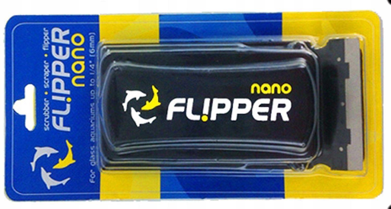 Handričkou Nano Daw (sklo 6 mm) Plutvy