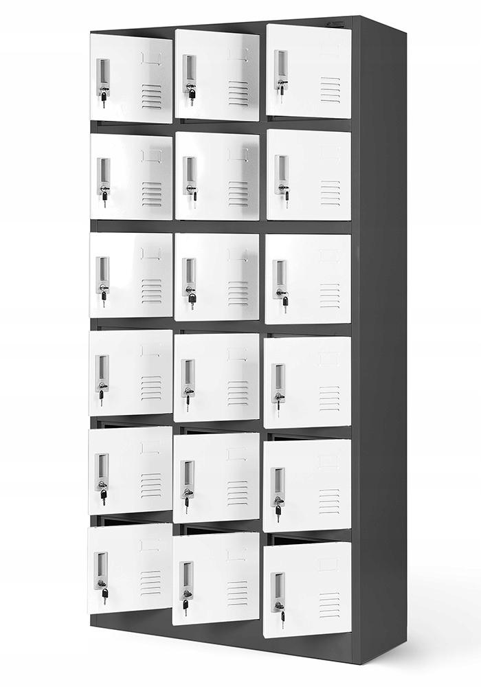 Металлический шкаф для раздевалок OHS JAN NOWAK