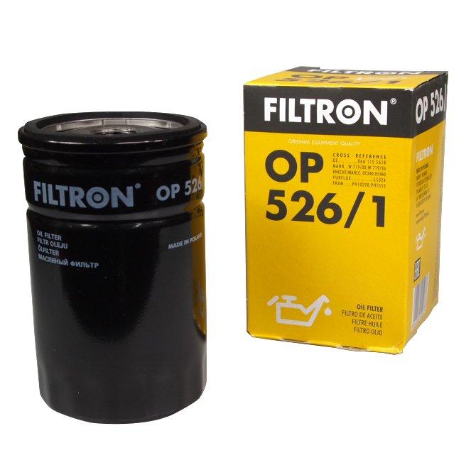 фильтр масла filtron op5261 кол-во в упак 5261 audi vw skoda