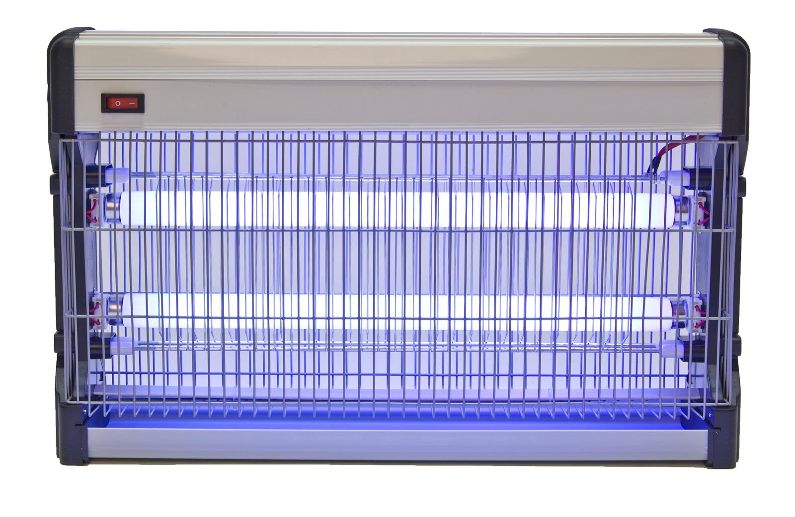 LAMPA OWADOBÓJCZA KOMÁRE MUCHY MORY UV na 150m2