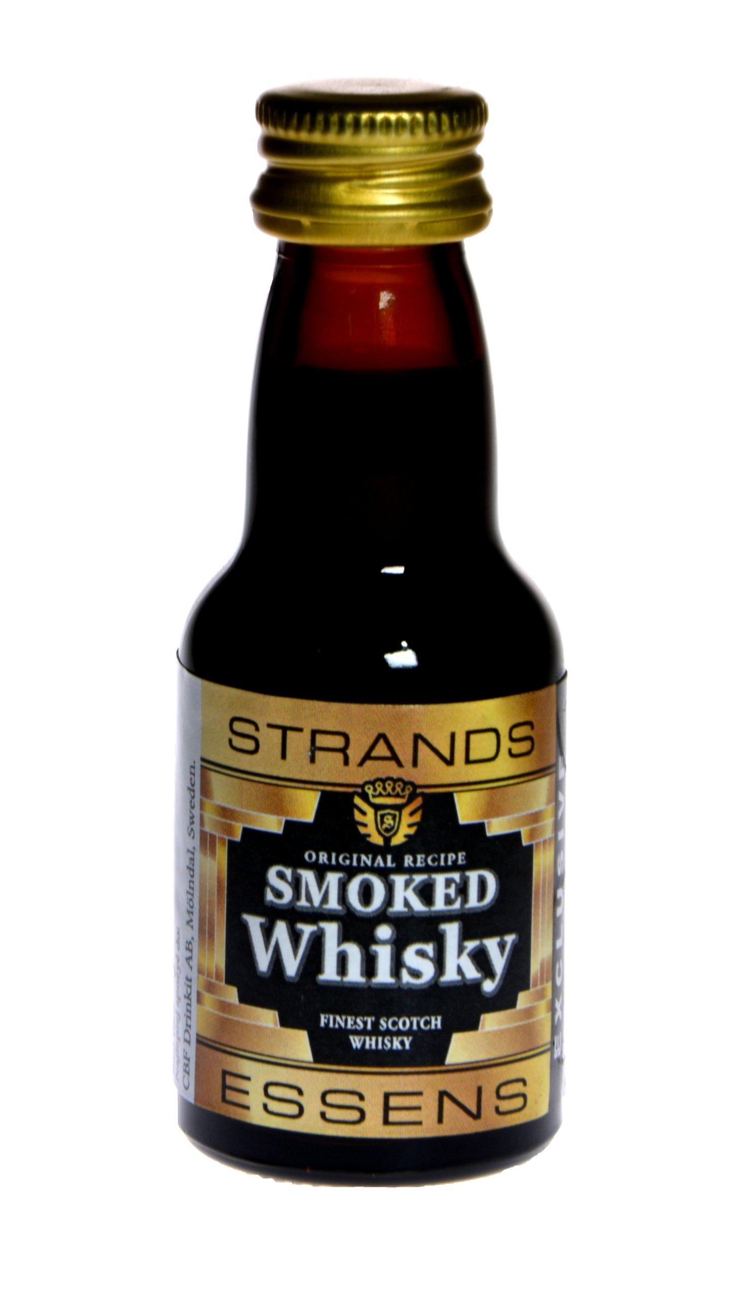 Zaprawka do alkoholu STRANDS SMOKED SCOTCH WHISKY