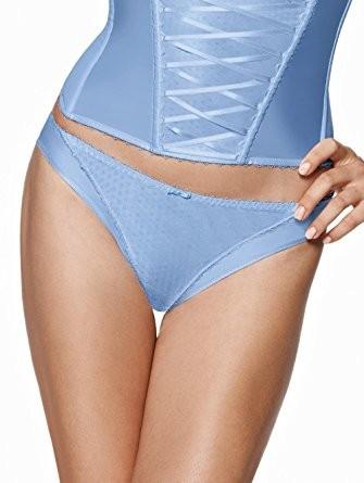 Triumph Dirndl Glamour String Niebieski 44