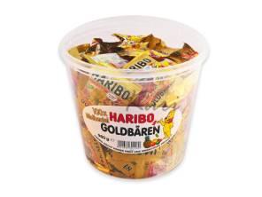 МИШКИ HARIBO Goldbaren мишки пакетики посылки 100 шт