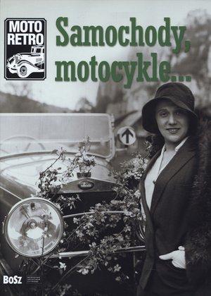 MOTO RETRO. AUTOMOBILY, MOTOCYKLE...