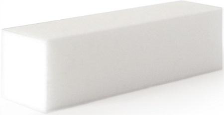 Блок Белый Полировочный Напильник Четырехсторонний Полировщик