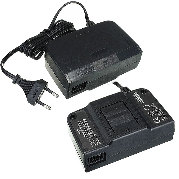 Item New AC adapter charger cable for Nintendo 64