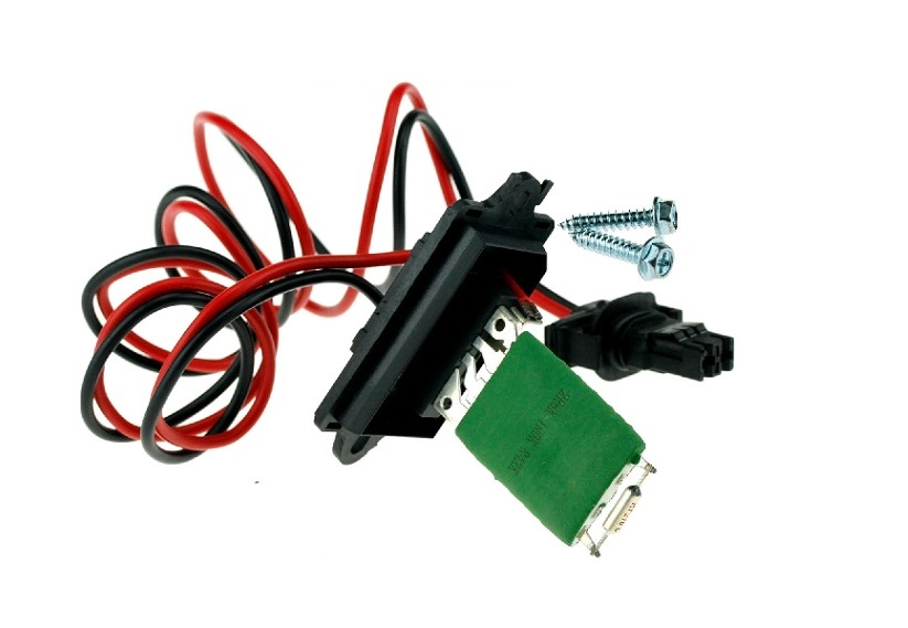 резистор резистор воздуходувки renault megane 2 scenic