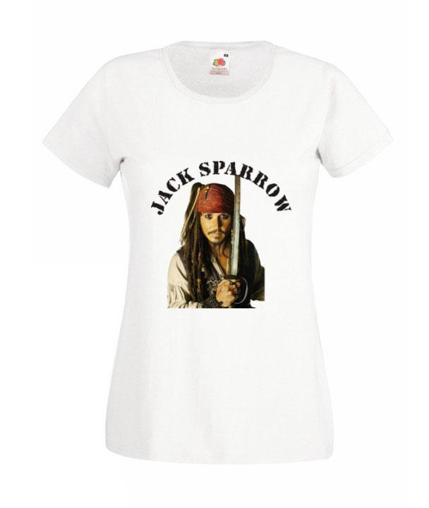 KOSZULKA Kapitan Jack Sparrow Johnny Depp 7365795714  3AR8I