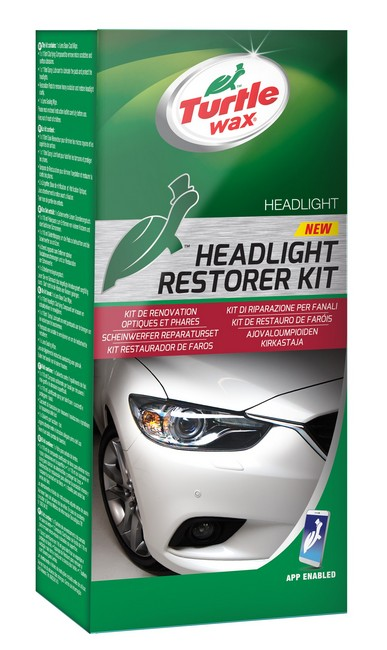 Picture of TURTLE WAX RESTORATION (RENOVATION SERVICE) REFLECTOR