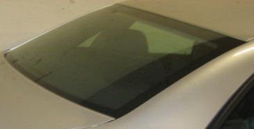 Picture of A4 B6 00-04R WINDOW REAR REAR SEDAN BODY
