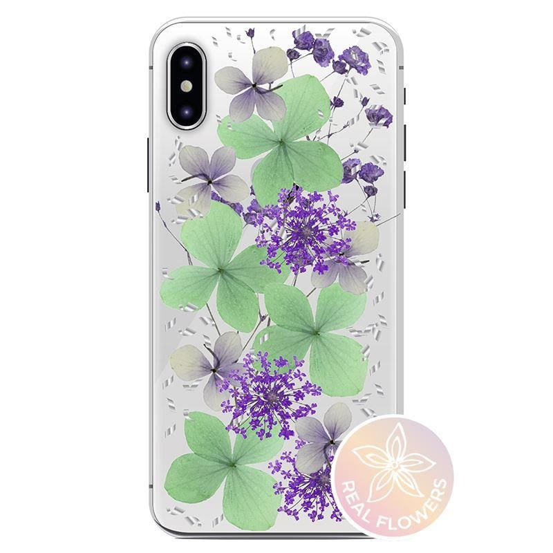 Puro Glam Hippie Chic Cover - Etui iPhone Xr