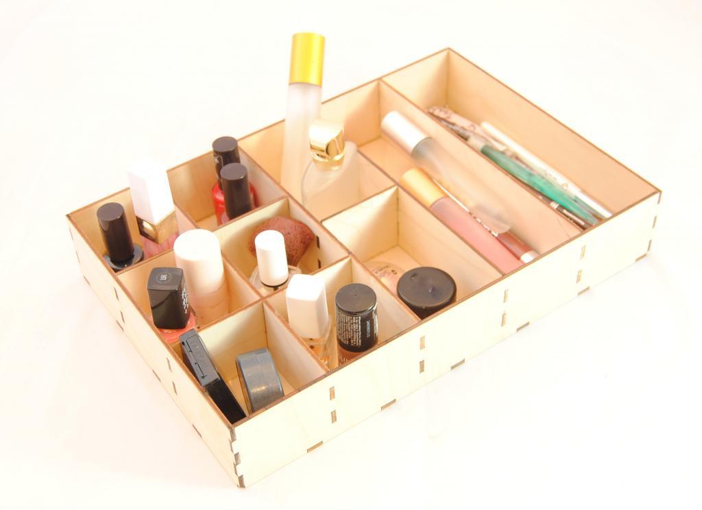 ECO Organizátor pre Desnov Cosmetics - 10 priehradiek