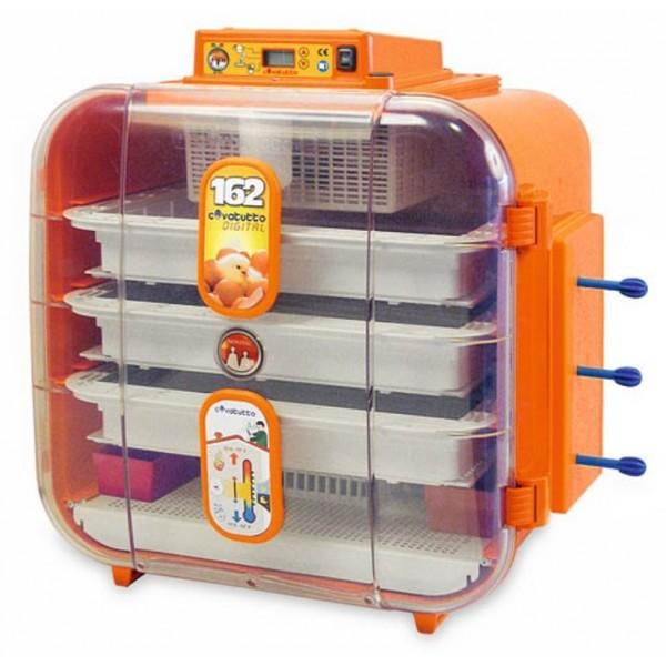 Inkubator jaj COVATUTTO 162 ze sterownikiem CE