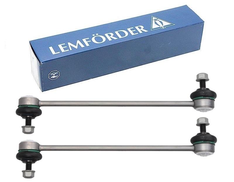 2x Соединитель стабилизатора вперед bmw e46 lemforder