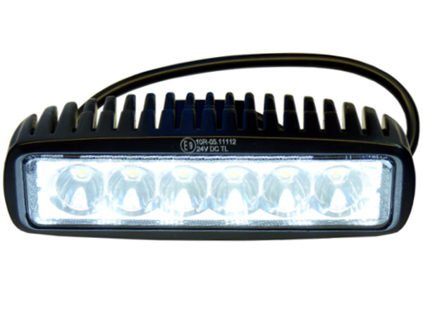 сильная лампа 6 led заднего вида заднего хода 18w 12v 24v rs