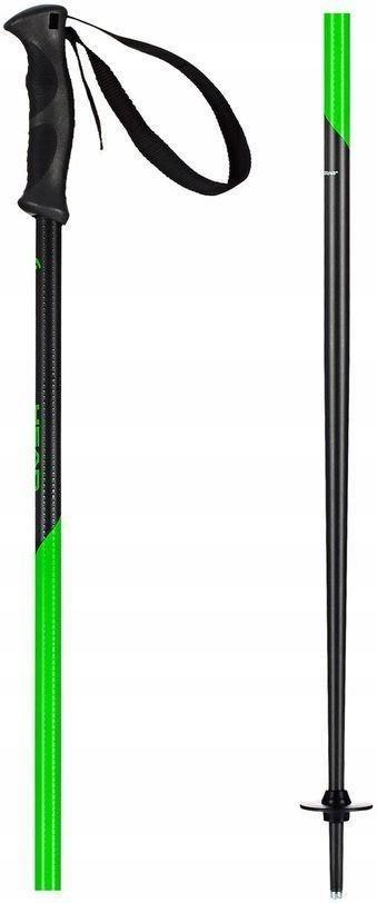 VEDÚCI Multi S Antracit - Neon Zelená / 110 cm