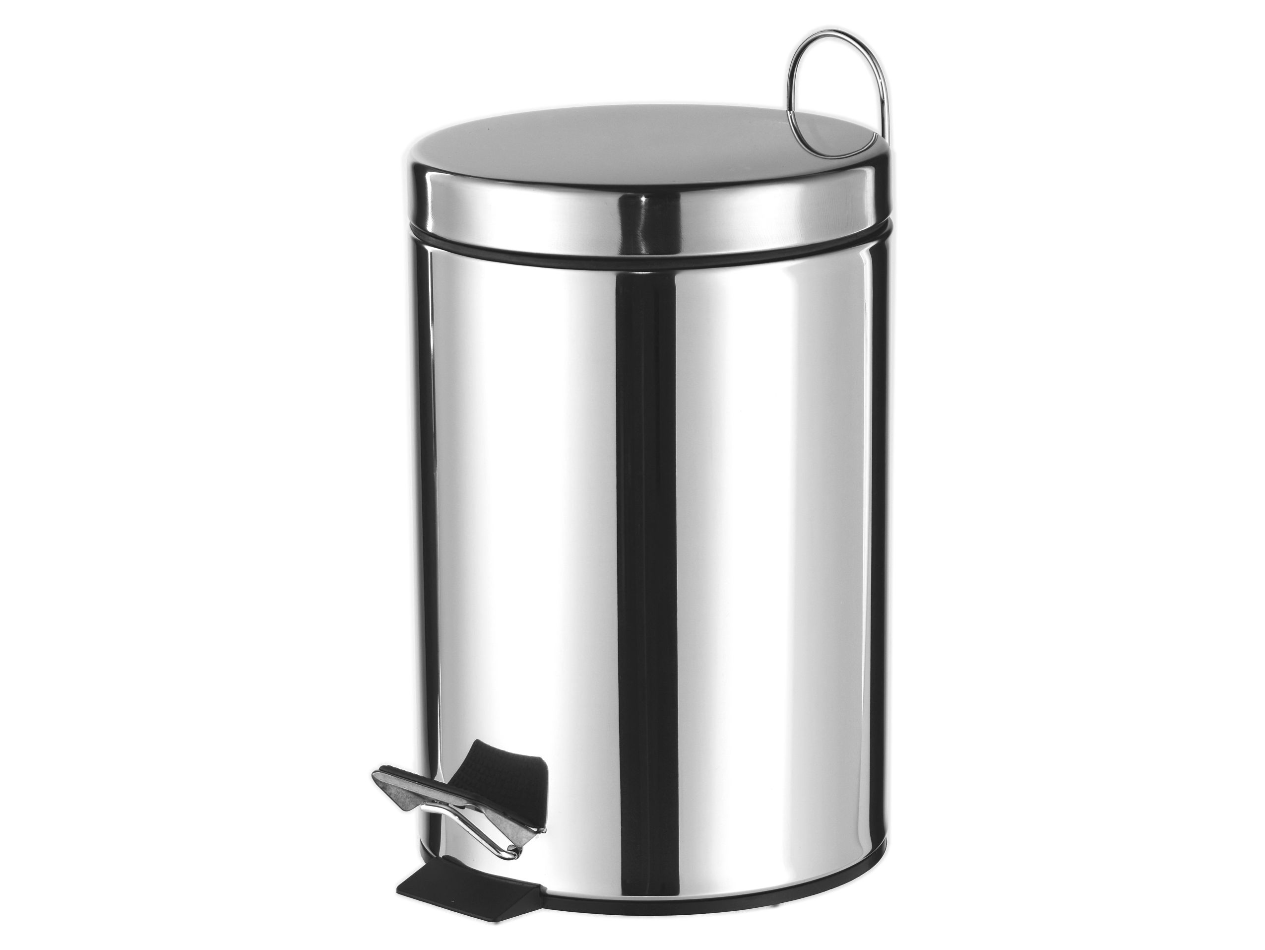 Koše na odpadkový kôš Oceľ 3L (CB)