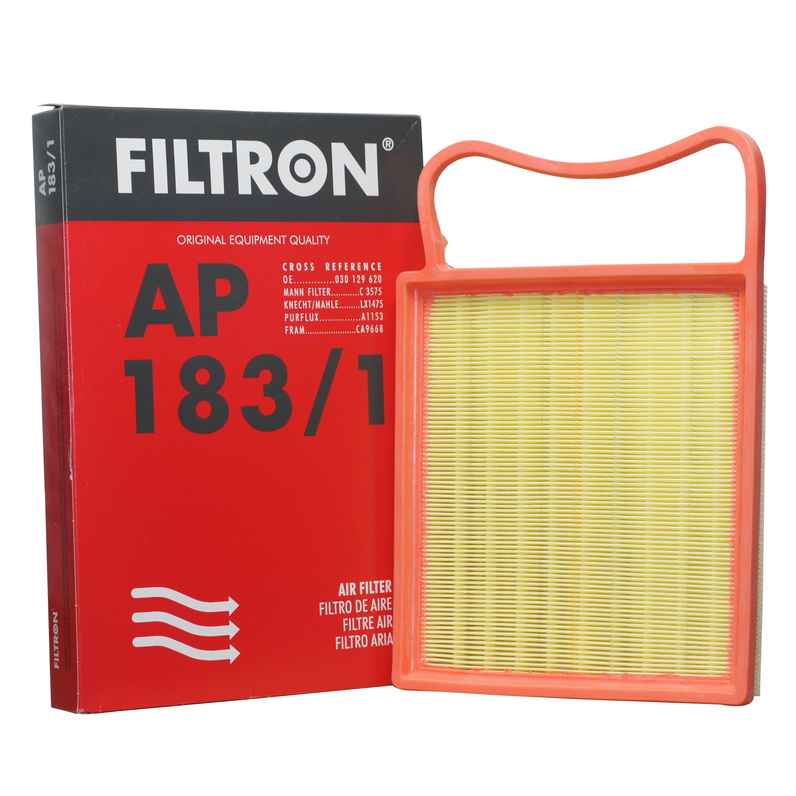 Filtro de aire Mann-Filter C 3575