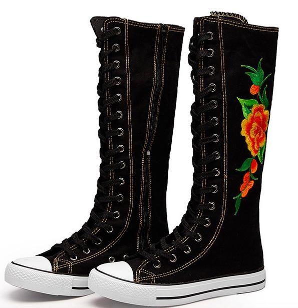 Bežecké topánky Dámske - VINTAGE-DLHO - APLIKÁCIA