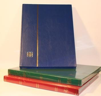 Item Cluster for grades Basic-A4, 32 pages Leuchtturm