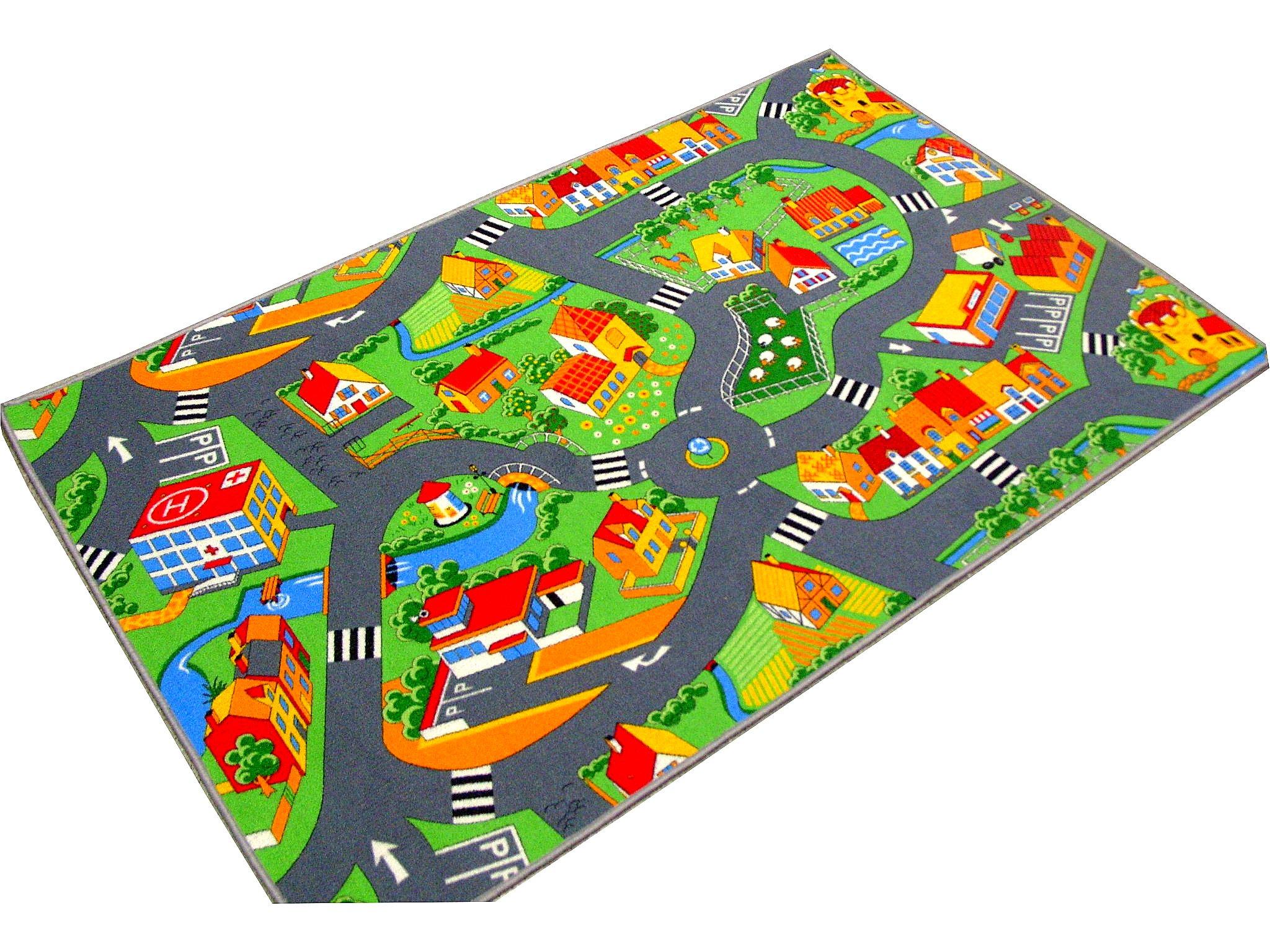 Detský overený koberec