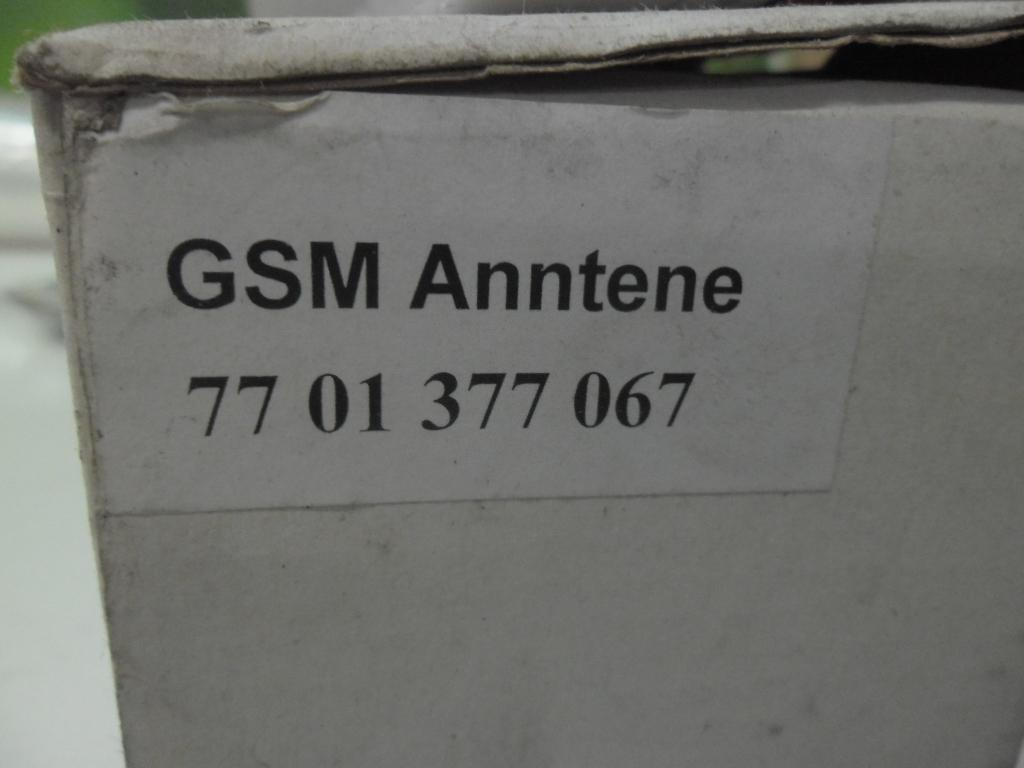 Picture of ANTENNA GSM RENAULT NEW ORIGINAL