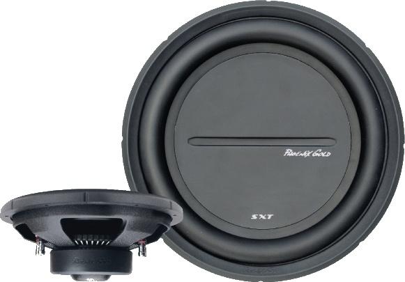 Phoenix Gold SXT12D4 Bass Speaker Subwoofer 30cm