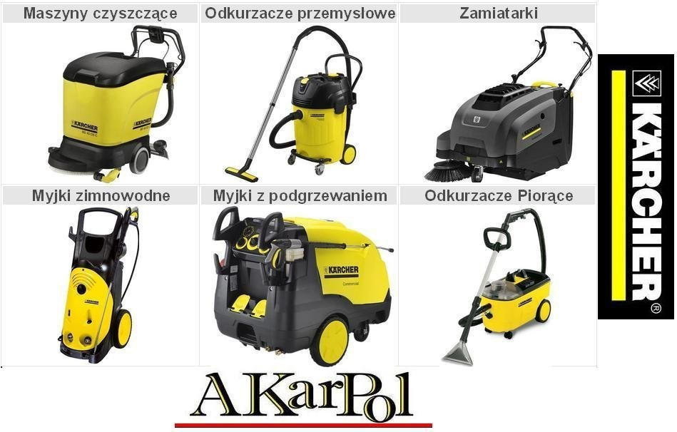 Item KARCHER SERVICE cost of parts and repair HD HDS NT K