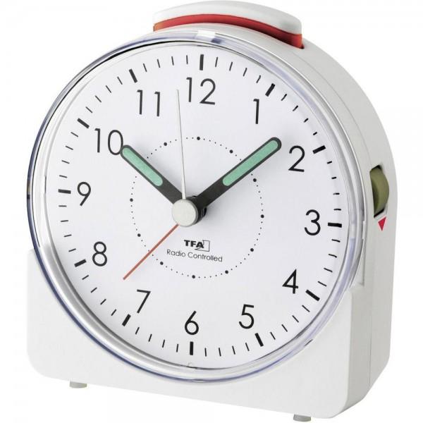 Budzik Z Automatyczna Synchronizacja Czasu Dcf 5614616470 Allegro Pl