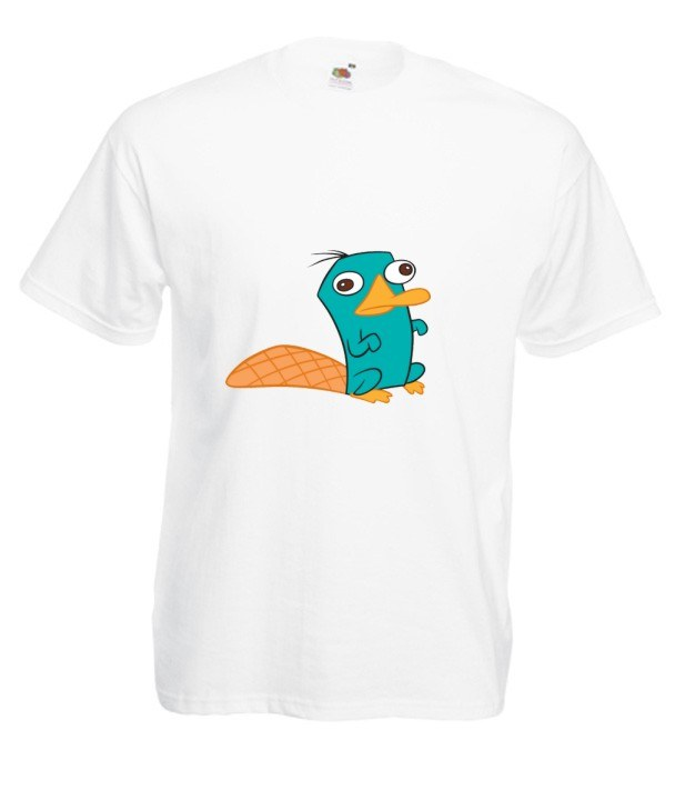 Phineas a ferb fineas a ferb pánske tričko