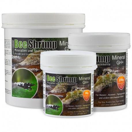 Slané Krevety Mineral gh+ porciu 250 gramov