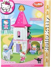 Ahoj Kitty Blocks Chamber Princess PlayBig