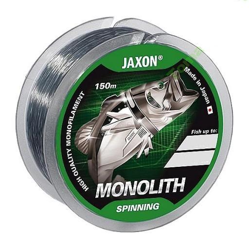 JAXON MONOLITH SPINNING 150M / 0,18 mm / 7KG