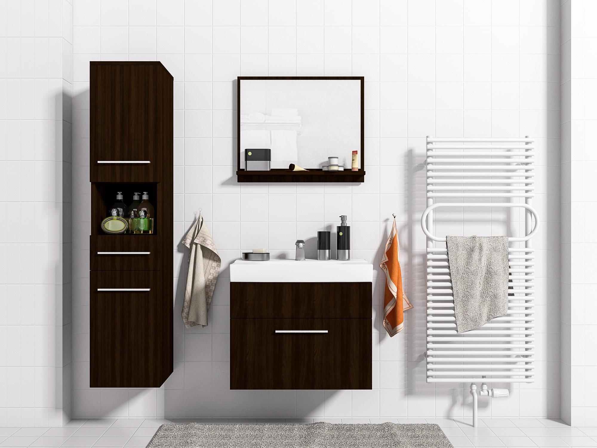 Nábytok pre kúpeľňa TIPO 1 lacná lumia MEBLINE