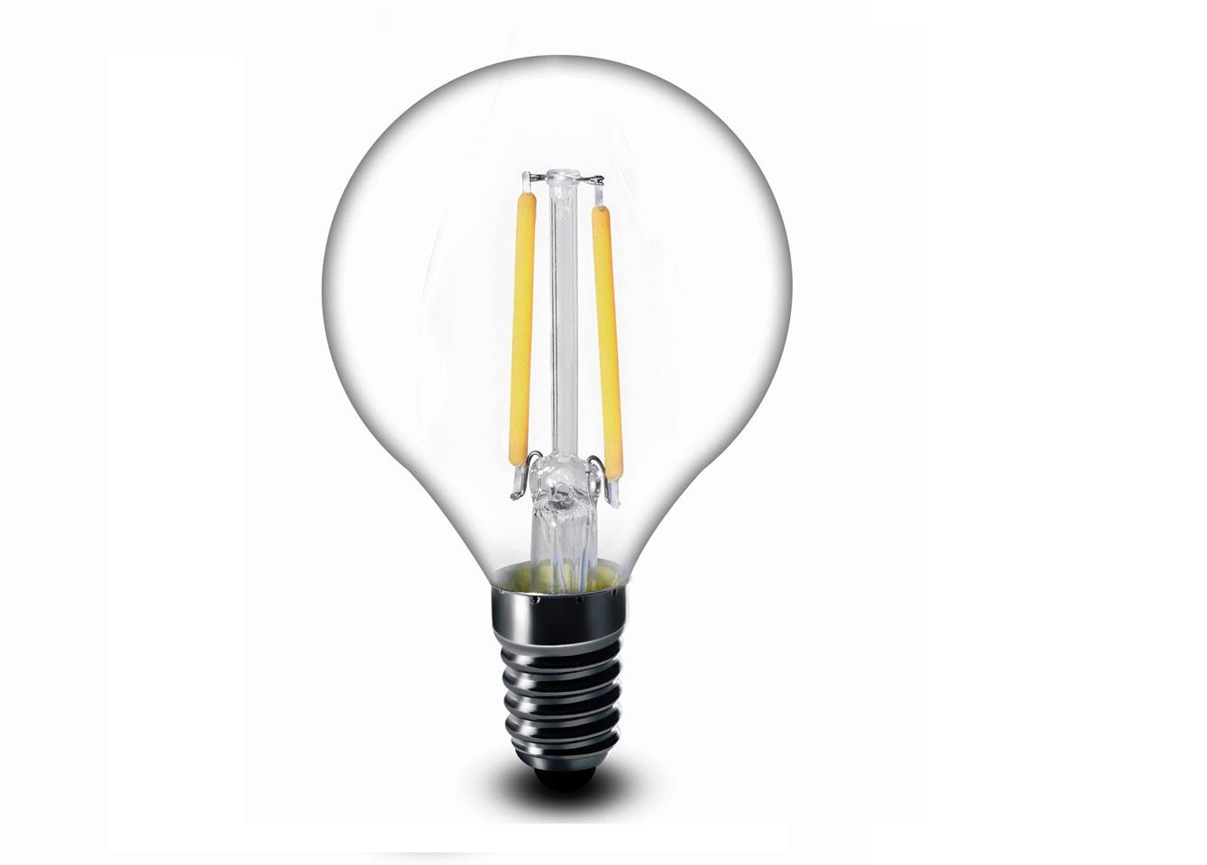 LED žiarovka E14 2W=20 W 260lm Vintage Retro STUDENEJ