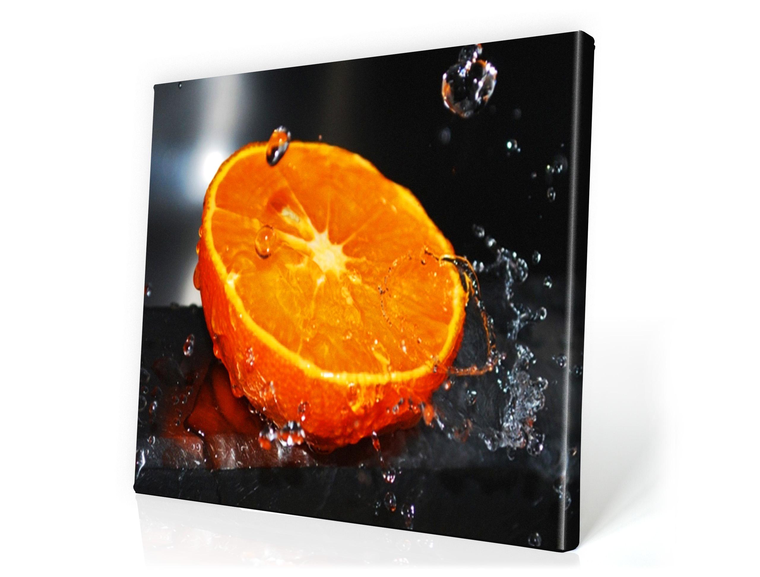 Obrazy pre kuchynské kávové ovocie 25x25cm Kuchyňa