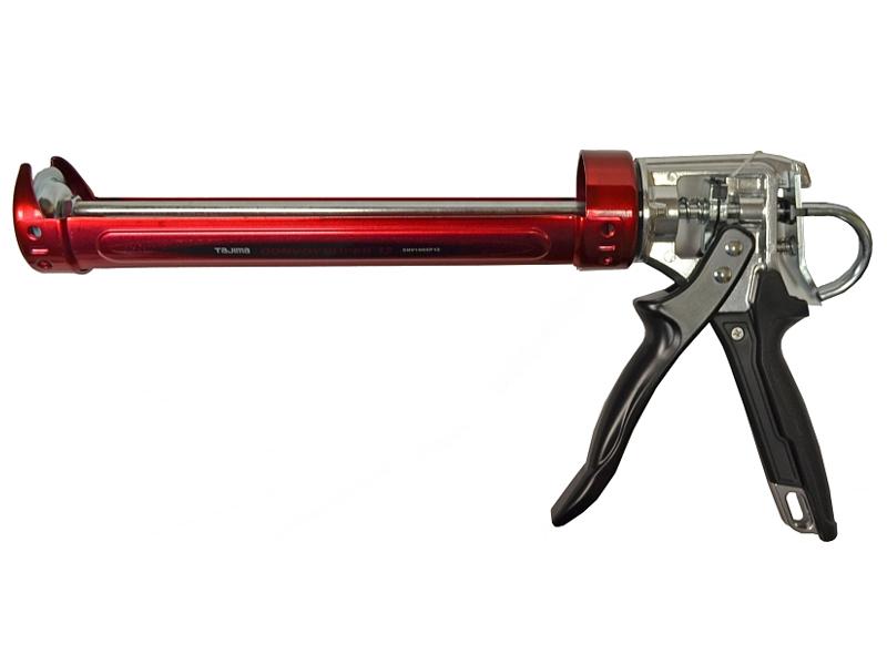 Pistolet Wyciskacz do Silikonu BARDZO MOCNY TAJIMA