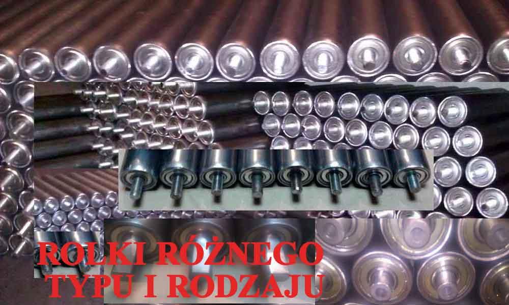 ROLKA TRANSPORTOWA ROLKI TRANSPORTOWE 200-250