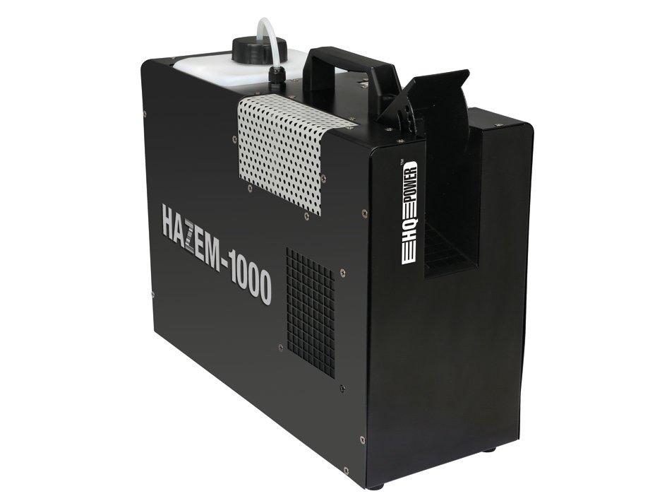 Generátor hmly 1000 v DMX s časovačom