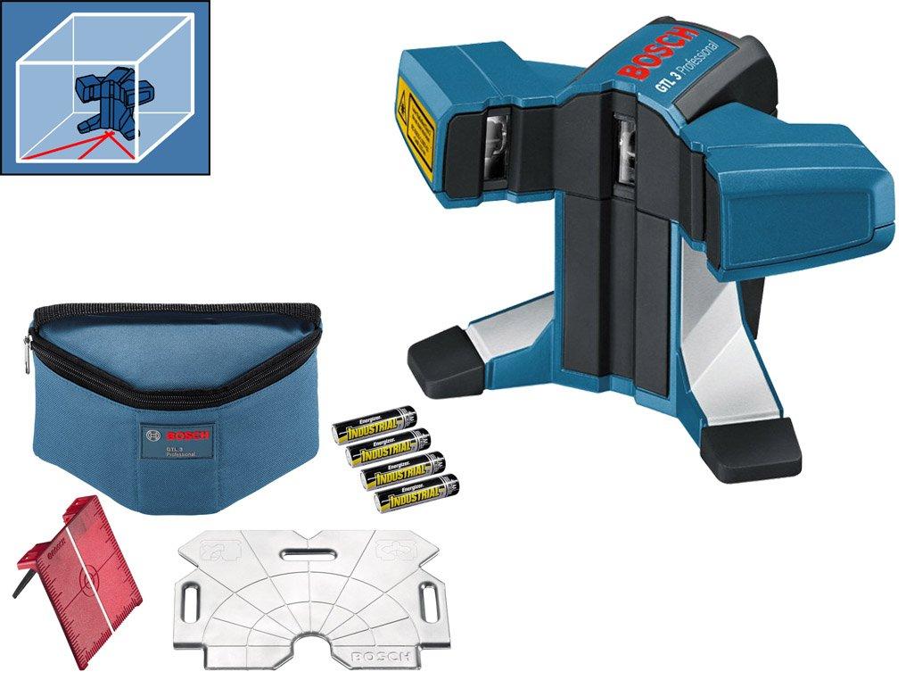 Bosch Gtl 3 Laser Liniowy Ukladanie Plytek 20m 6572378984 Allegro Pl