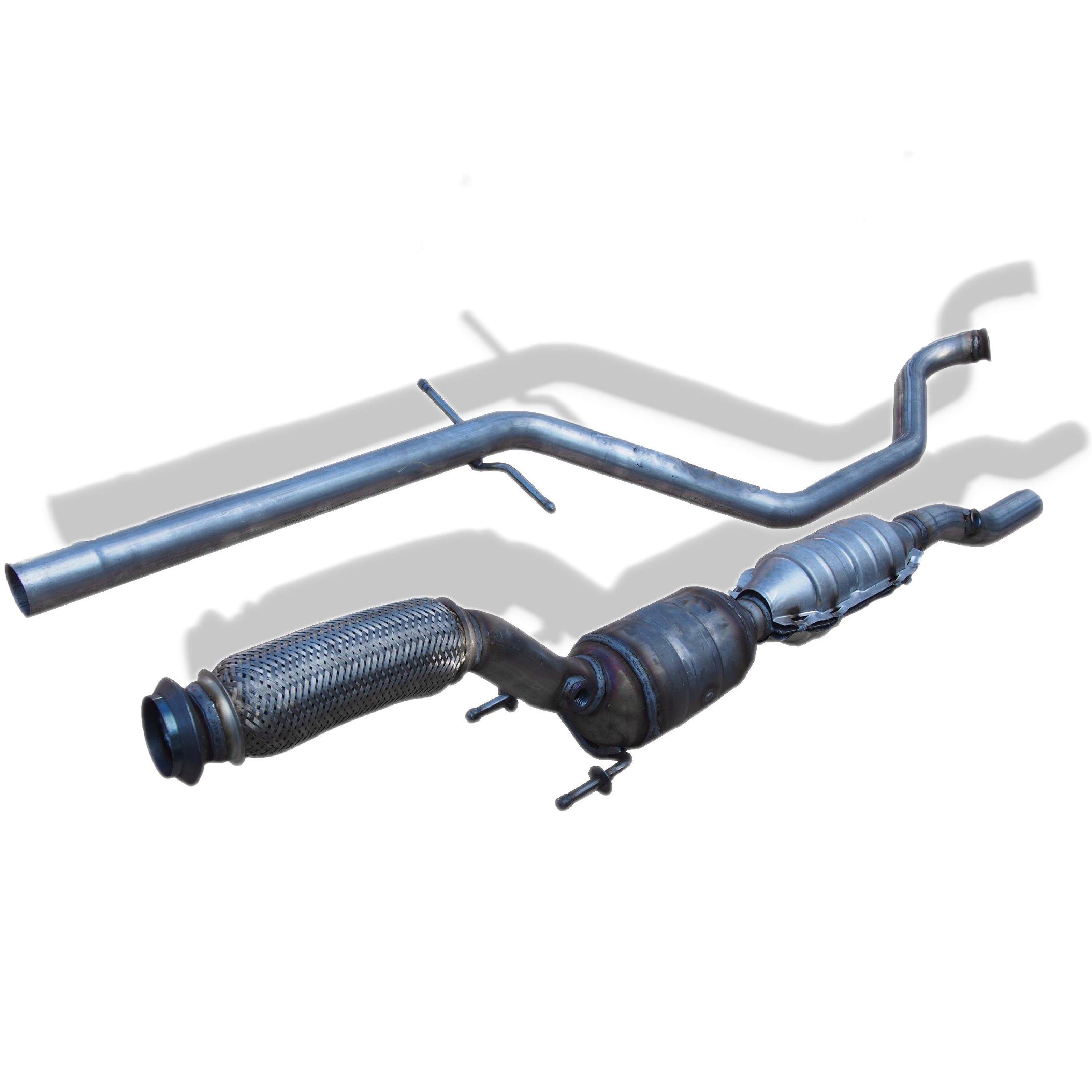 катализатор peugeot 407 18i 16v ew7j4 2004-2005
