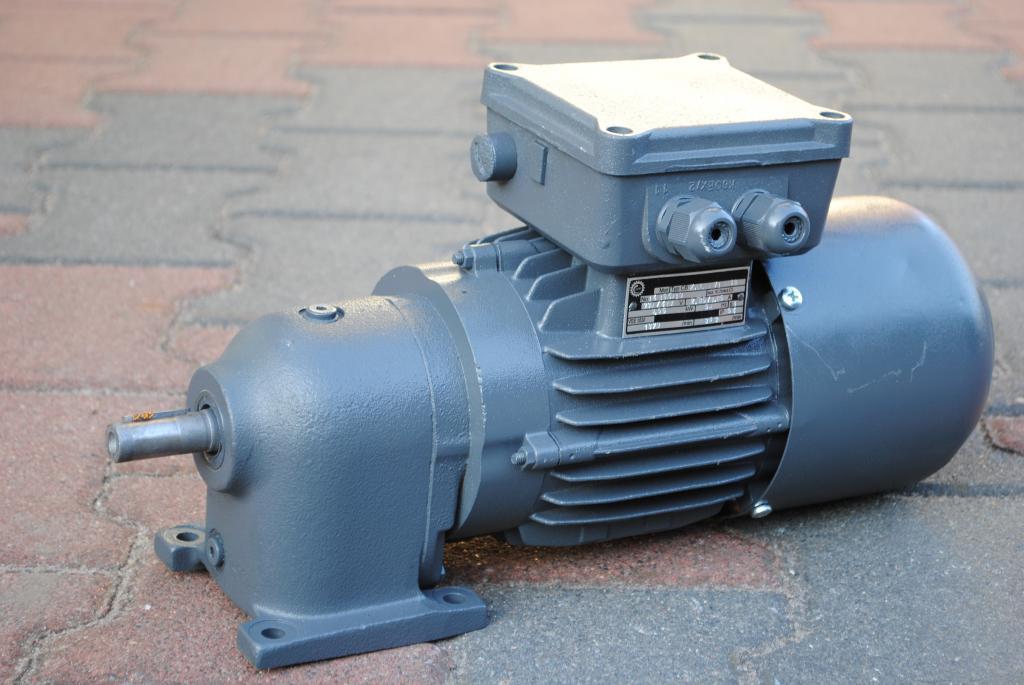 Motordure 0.55KW. 383BR./min .. F-Vatt !!