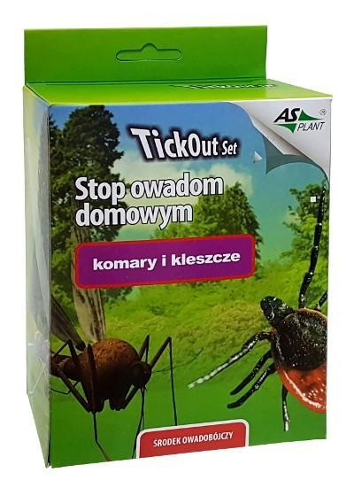 Kliešť sa drog na komáre, kliešte, muchy, 2x250