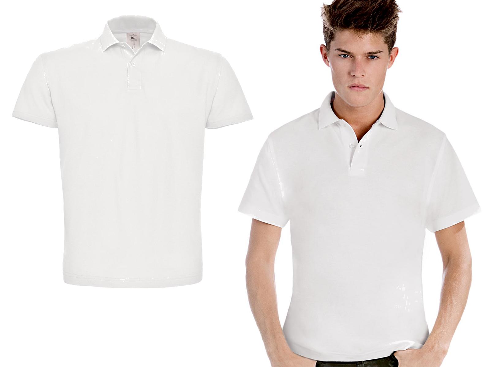Koszulka Polo B C Id Bawełna Ring Spun S 5963294478 Allegro Pl