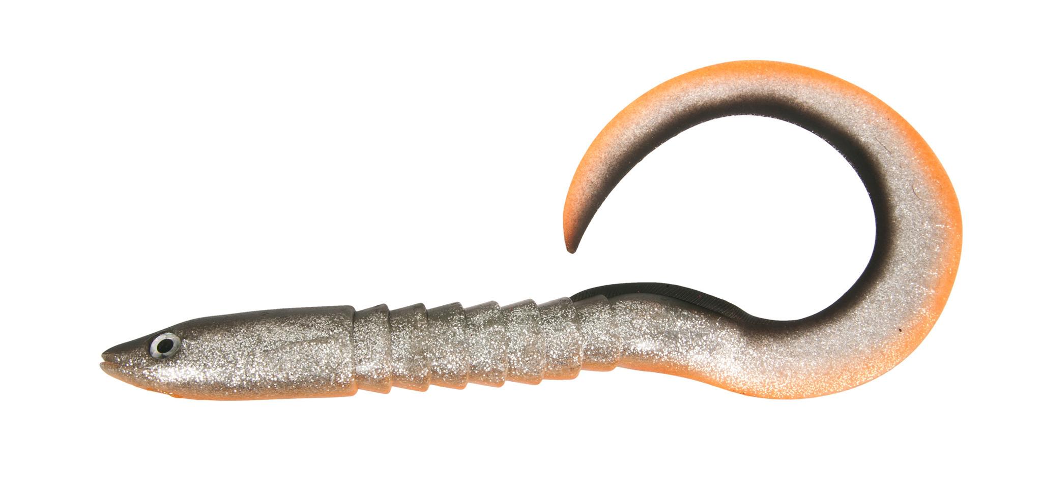 Sanger veľký twister pre sumu / halibuta bo-38,0 cm